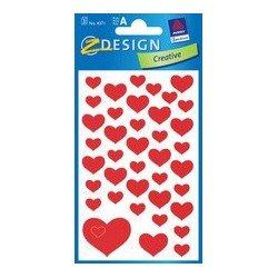 """Avery zweckform z-design sticker """"porte-bonheur"""""""