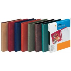 Herma photobook 240 classic, 265 x 315 mm, bordeaux