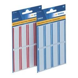 Herma étiquettes badges 54 x 19 mm, soie-acétate, cadre