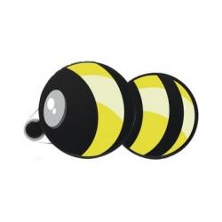 "Herma roller de colle ""klebebiene"", look abeille, ruban 15 m"
