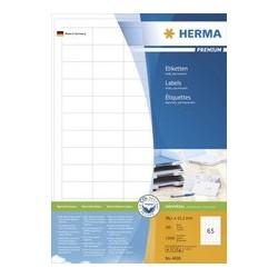 Herma etiquettes universelles premium, 105 x 148 mm, blanc