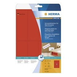 Herma Étiquettes d'expédition special, 50 x 142 mm, blanc
