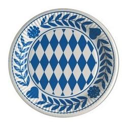 """Papstar motivservietten """"bayrisch blau"""", 330 x 330 mm"""