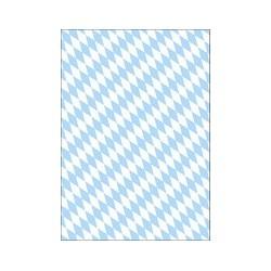 """Sigel papier design, format a4, 90g/m2, motif """"nuages"""" sur"""