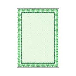 Sigel papier à motif, format a4, 185 g
