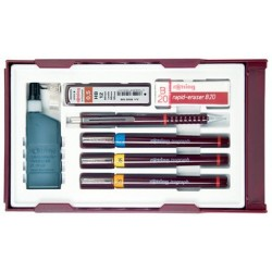 "Rotring combi kit isograph ""college set"""