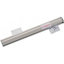 Maul barre d'affichage ballfix, aluminium, longueur: 1.000mm