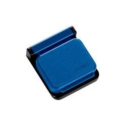 Maul clip à rouleau s, auto-adhésif, bleu
