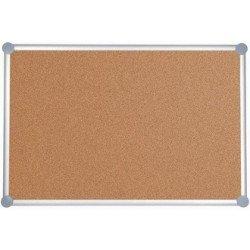 Maul tableau de liège 2000, (l)900 x (h)1.200 mm,  gris