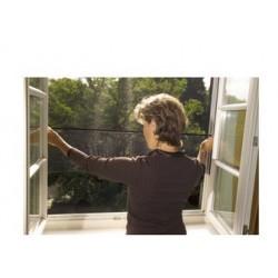 Tesa filets moustiquaire pour fenêtre open/close, 1,3 x 1,5m