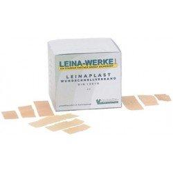 Leina kit de pansement, 10 x 6 cm, élastique, blanc