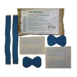 Leina lot de pansement 40 pièces, elastiques/imperméables,