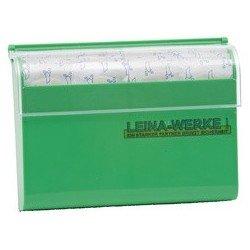 Leina distributeur de pansements, rechargeable,en plastique,