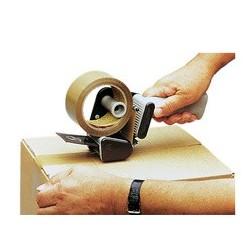3m scotch dévidoir à main pour ruban adhésif d'emballage,