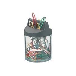 Durable distributeur de trombones avec aimant, en acrylique