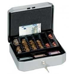 Durable caisse à monnaie euroboxx s, (l)283 x (p)225 x (h)