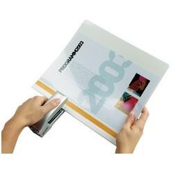Durable système de reliure durabind, format a4, gris (LOT DE 25)