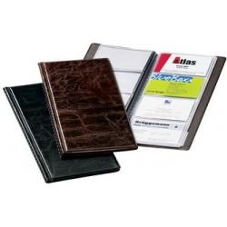 Durable album pour cartes de visite visifix, plastique