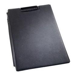 Durable porte-bloc avec pince, format a4+, noir, en film
