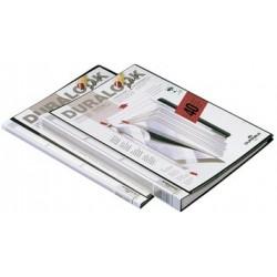 Durable protège-documents duralook plus, avec 20 pochettes
