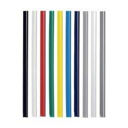 Durable baguette à relier, format a4, capacité: 3 mm, blanc