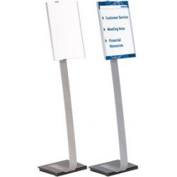 Durable supports d'information info sign stand, format a3,
