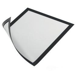 Durable cadre d'affichage magnétique, format a4, en film dur