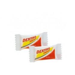 Dextro energy minis glucose, une boîte ronde transparente
