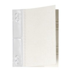 Durable attaches filefix maxi, 60 x 100 mm, transparent,