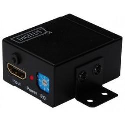 Digitus amplificateur de signaux hdmi, 35 m d'autonomie