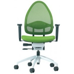 "Topstar fauteuil de bureau ""open base 10"", bleu"
