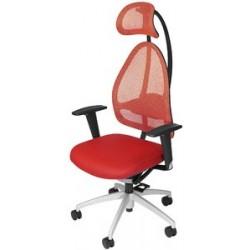 "Topstar fauteuil de bureau ""open art 10"", rouge"