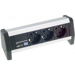 Bachmann câble d'alimentation, confectionné, 3 m, noir