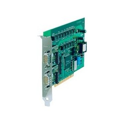 W&t carte d'interface séquentielle pour bus pci, 2 x rs422
