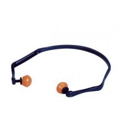 3m tampons de rechange pour arceau antibruit 1310, orange