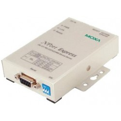 Moxa serial device server, 1 port rs-232/422/485