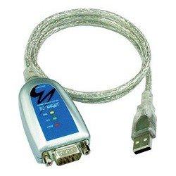 Moxa adaptateur usb 2.0 - rs-232/422/485, 1 port