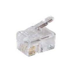 Shiverpeaks basic-s connecteur modulaire rj10/14, non blindé