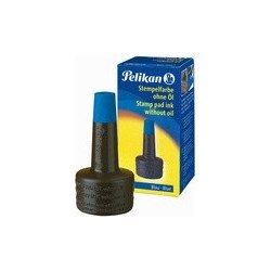 Pelikan encre à tampon 4k, bleu, contenu: 28 ml