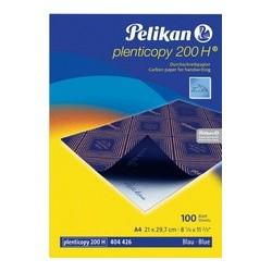Pelikan papier carbone plenticopy 200, 10 feuilles