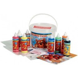 "Kreul window color hobby line ""c2"", kit power pack"