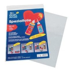 """Kreul transparent spécial hobby line """"glas design"""", a4"""