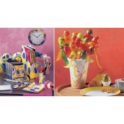 "Kreul peinture à marbrer ""magic marble"", jaune soleil, 20 ml"
