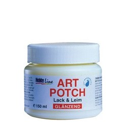 Kreul vernis-colle pour serviettes art potch, brillant,