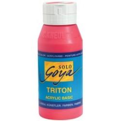 Kreul peinture acrylique solo goya triton, citron,