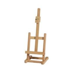 Kreul chevalet de table solo goya, pieds en forme de h