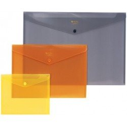 Rexel porte-documents folder, a4, couleurs assorties (LOT DE 6)