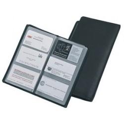 Alassio protège-cartes de visite, pour 120 cartes, cuir
