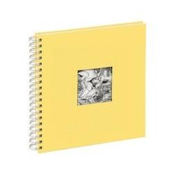 "Pagna album photo spiralé ""passepartout"", anthracite"