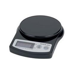 Maul balance de précision maulalpha, capacité: 500 g, noir